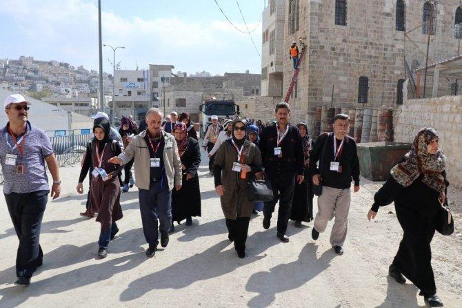 """Başkan Toru: """"Kudüs'ün hadimi ve hizmetkârı olacağız"""""""