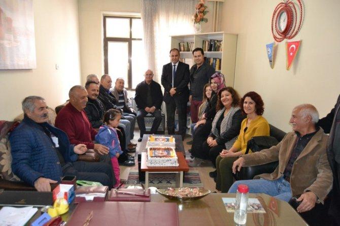 Kulu Eğitim Kültür Yardımlaşma ve Dayanışma Derneği 9. yaşını kutladı