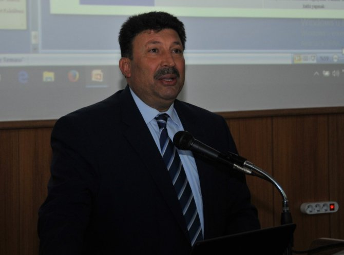 SÜ Ziraat Fakültesi Akademik Kurul Toplantısı yapıldı