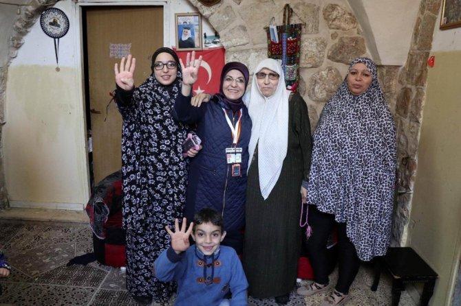 Meram Belediyesinin Kudüs programı sona erdi
