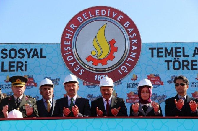 Seydişehir'in 18 yıllık termal tesis hayali gerçekleşiyor