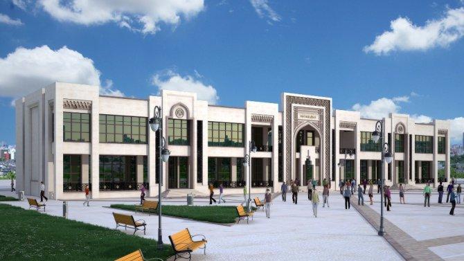 Payitaht Müzesinin temeli atılıyor