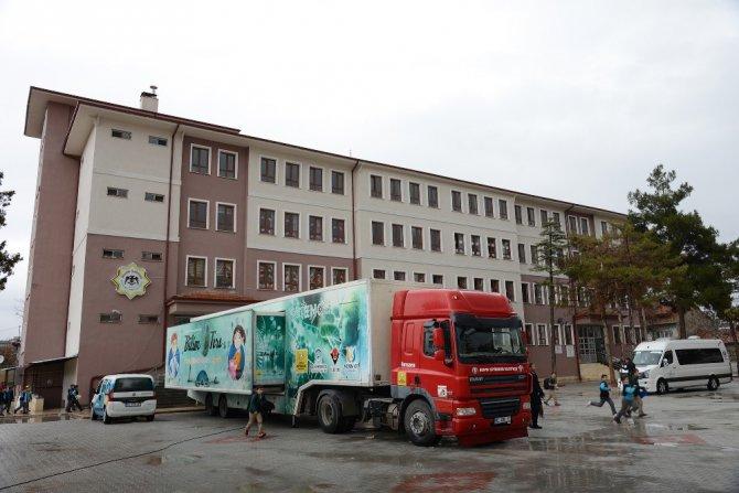 Konya Büyükşehir'den eğitime katkı