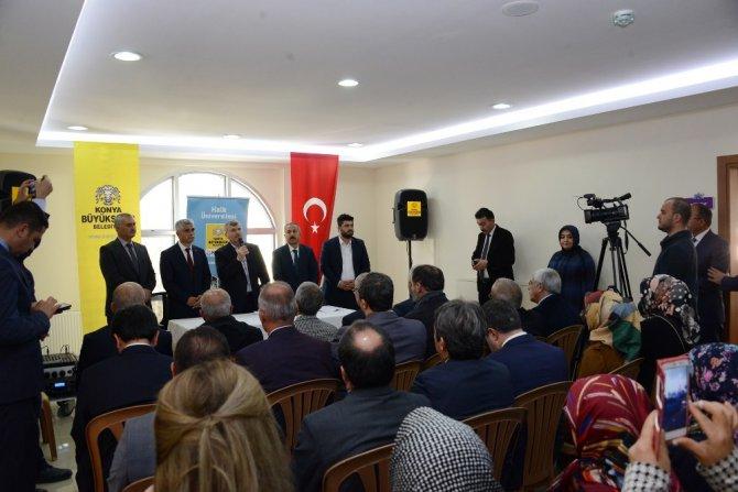 Başkan Akyürek, Bozkır yatırımlarını inceledi