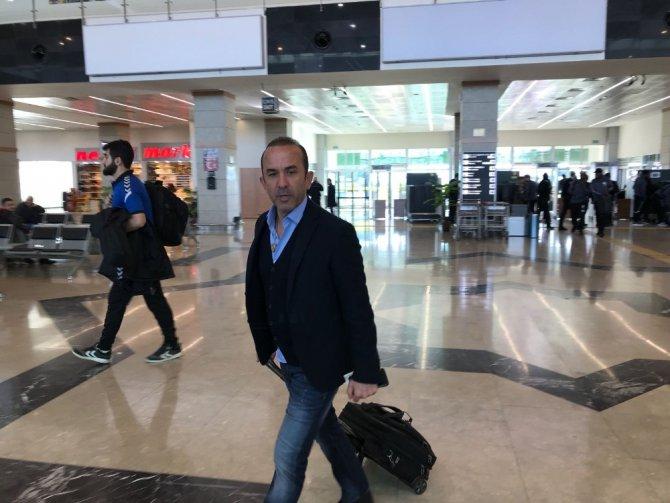 Atiker Konyaspor Portekiz'e gitti