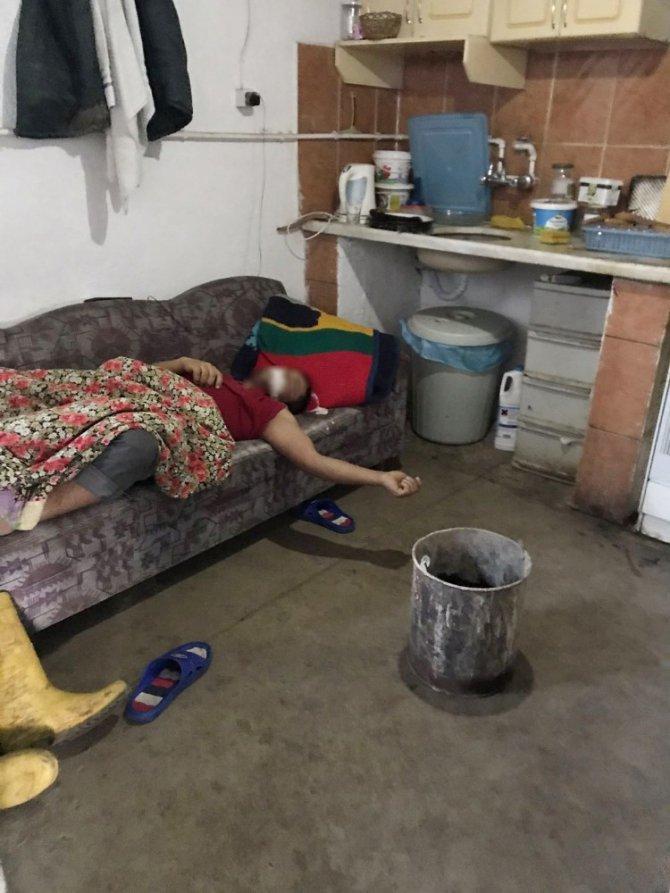 Afganistan uyruklu genç iş yerinde ölü bulundu