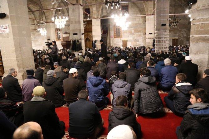 Aksaray'da 'Annem Babam Camideyim' programı