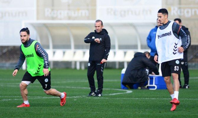 """Mehmet Özdilek: """"Sezonu ilk 10 takım arasında bitirebilecek gücümüz var"""""""