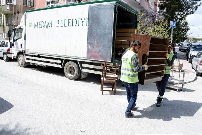 Meram'da örnek sosyal belediyecilik