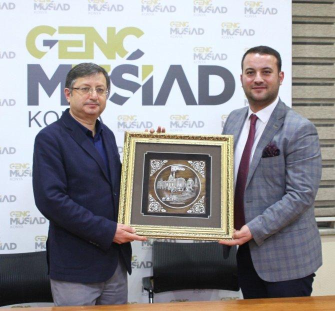 """Genç MÜSİAD """"Anadolu Liderlik Modeli Alim-18"""