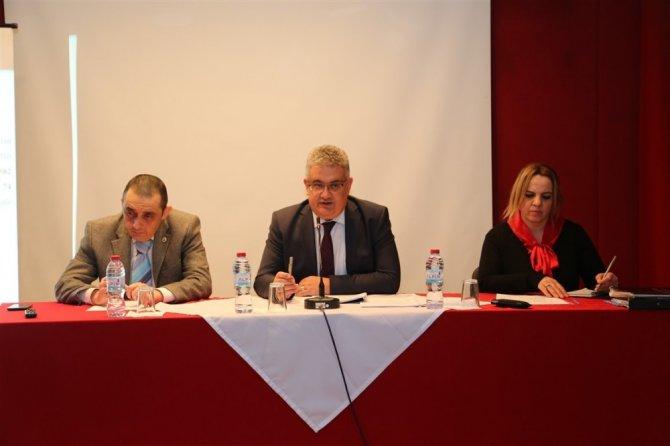 Aksaray'da İl Koordinasyon Kurulu toplantısı yapıldı