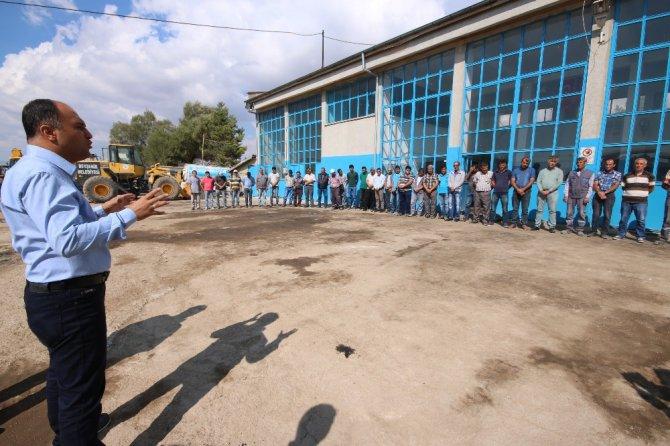 Beyşehir Belediyesi'ne kadro için 168 taşeron işçi başvuruda bulundu
