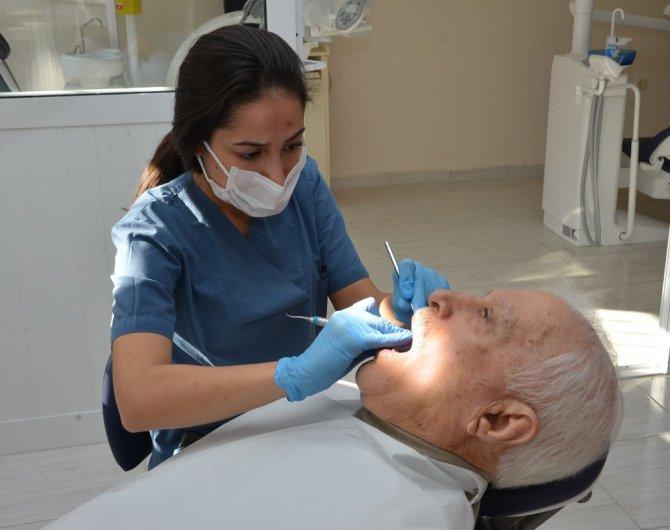 SÜ Diş Hekimliği Fakültesi'nde ileri uygulama kliniği hizmete açıldı