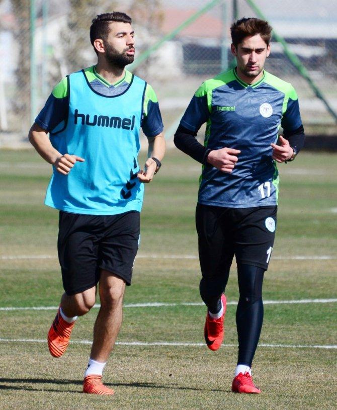 Atiker Konyaspor, Beşiktaş maçının hazırlıklarına başladı