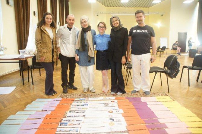 AB destekli projeler ile gençlere katkı sağlanıyor