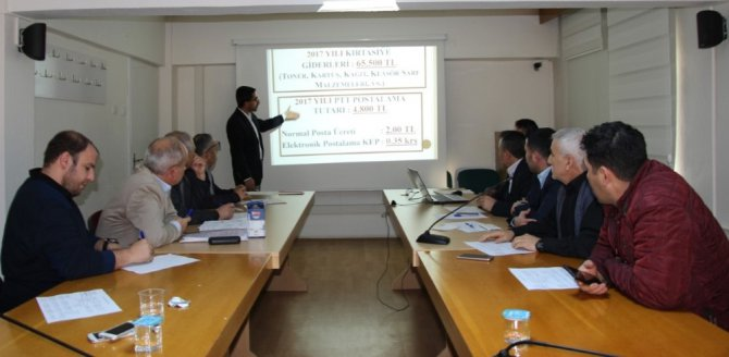 Seydişehir Belediyesinde e-imza dönemi başlıyor