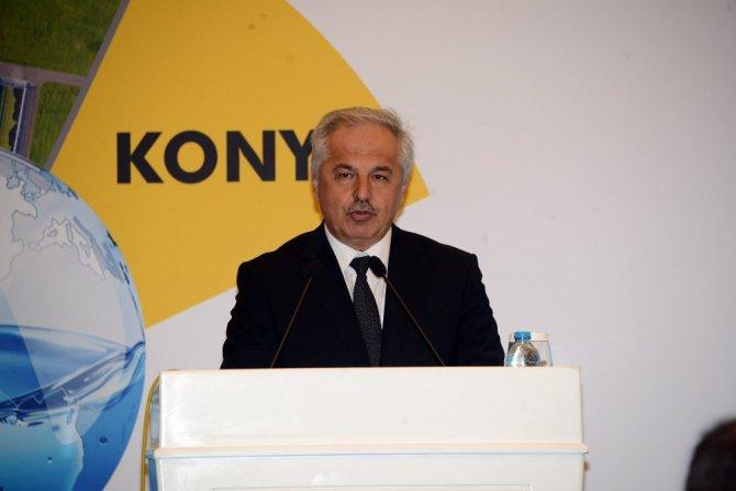 Konya'da 'Sürdürülebilir Su Çalıştayı' başladı