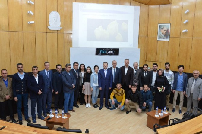 Selçuk'ta, 'Hoca Ahmet Yesevi'nin İzinde' konferansı