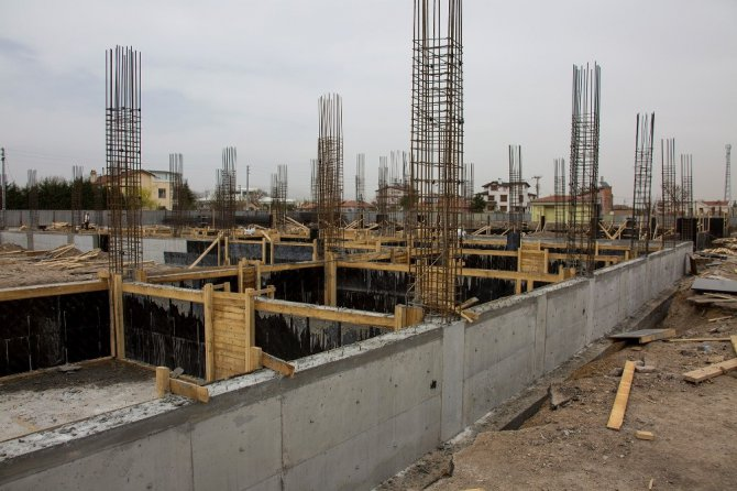 Harmancık'a fonksiyonel tesis