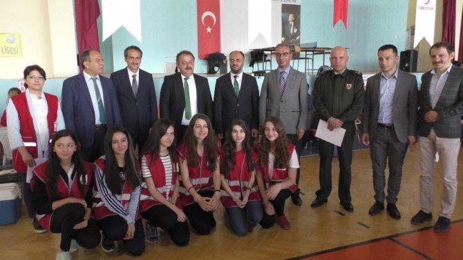 Beyşehir'de kan bağışı kampanyası