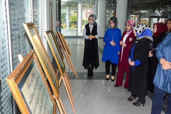 Meram'da Sanat İçin İlk Adım Sergisi