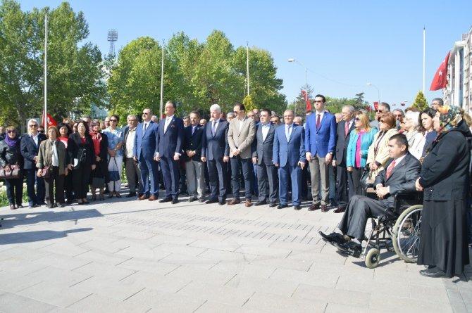 Konya'da 23 Nisan kutlamaları