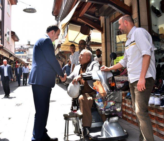 """Başkan Altay: """"Birlik ve beraberlik içinde Konya'yı geleceğe taşıyacağız"""""""