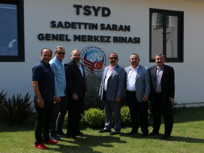 (Güncelleme) TSYD Konya Şube Başkanı Murat Dönmez oldu