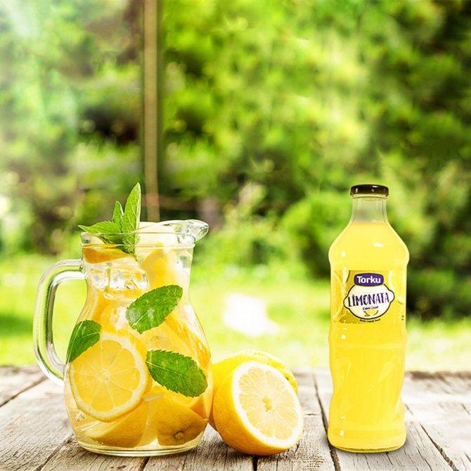 Ramazan sofraları Torku şerbet ve limonata ile tatlanıyor