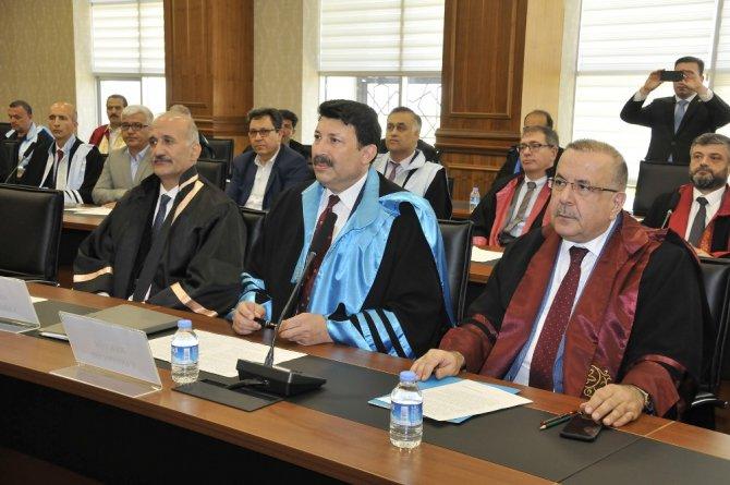 Selçuk Üniversitesi Senatosu'ndan İsrail'e kınama
