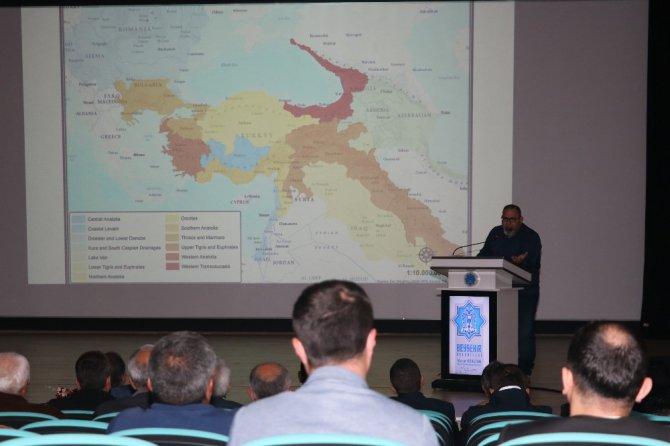 Beyşehir Gölü'nün 'nadir balıkları' masaya yatırıldı