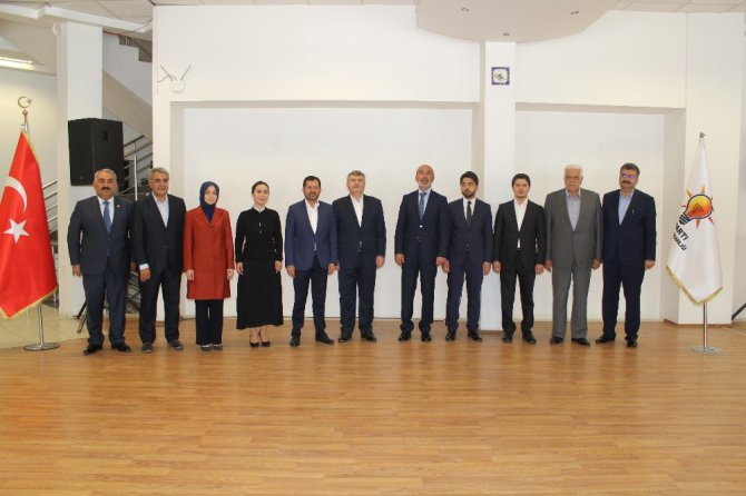 AK Parti Konya Teşkilatı seçim çalışmalarına başladı