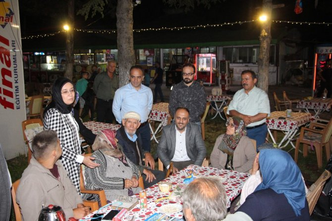Beyşehir Belediyesi sanayi esnafını iftar sofrasında buluşturdu