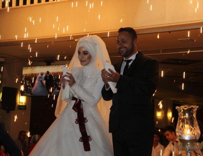Mustafa Yıldızdoğan'ın mutlu günü