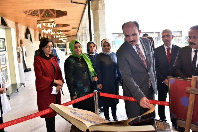 Uluslararası İslam Sanatları Yarışmasına yoğun ilgi
