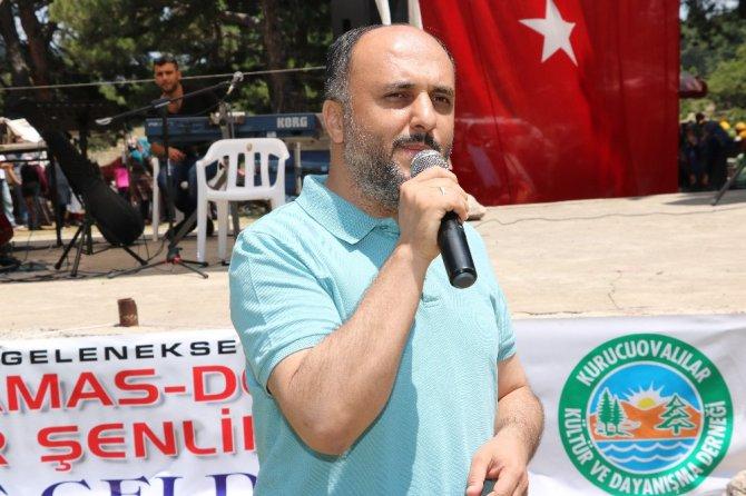 Beyşehir'de 15. Anamas-Dedegül Kültür Şenlikleri