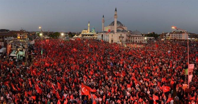 Konya'da 15 Temmuz'da toplu ulaşım ücretsiz