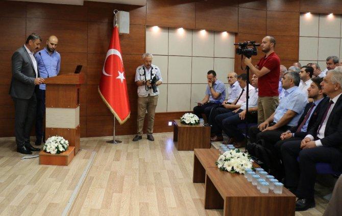 KOSKİ, Kosovalı heyete su ve atıksu yönetimi eğitimi verdi