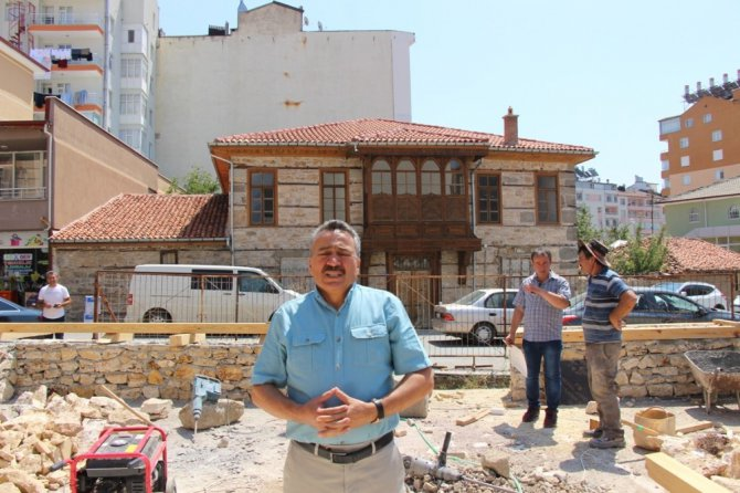"""Başkan Tutal: """"Seydişehir'in tarihini yaşatacağız"""""""
