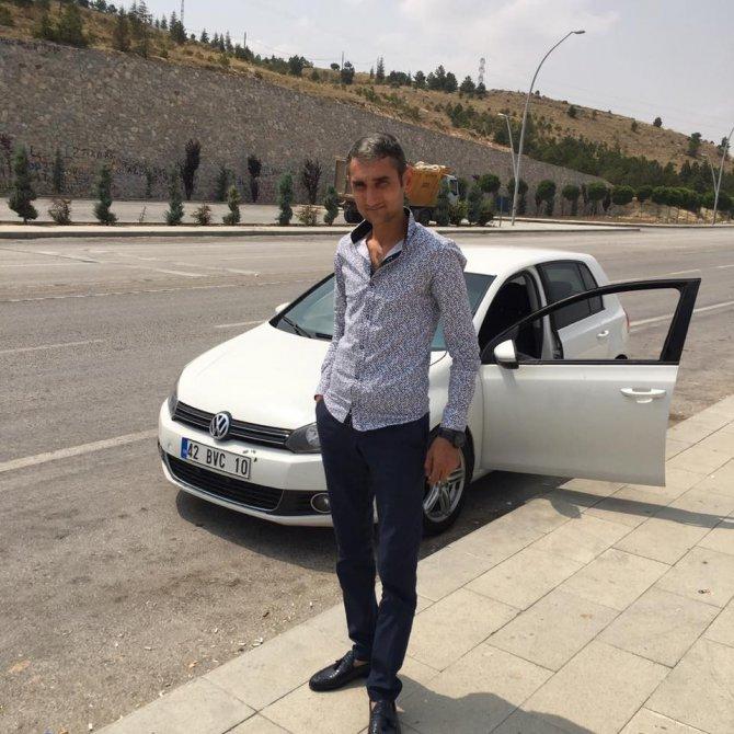 Refüje çarparak takla atan otomobil sürücüsü hayatını kaybetti