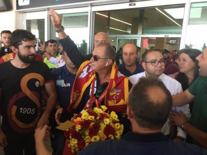 Galatasaray, Konya'ya geldi