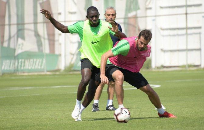 Konyaspor, Fenerbahçe maçı hazırlıklarına devam ediyor