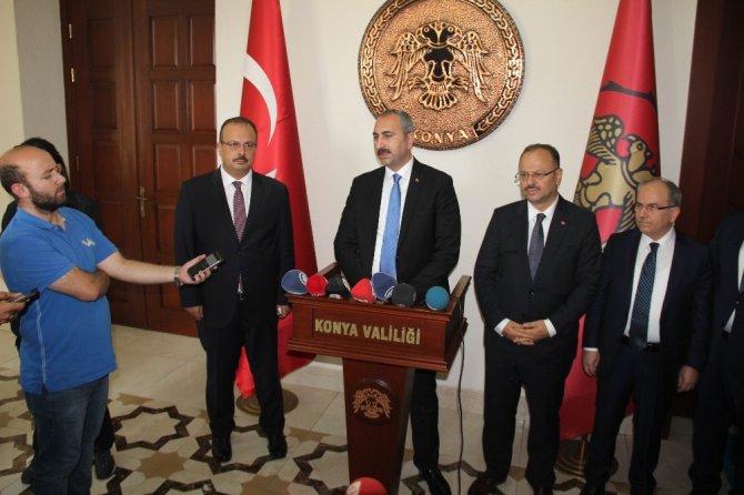Adalet Bakanı Gül'den Yusuf Nazik açıklaması