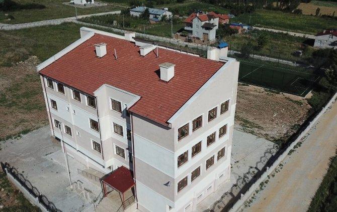 Derbent'e yeni okul kazandırıldı