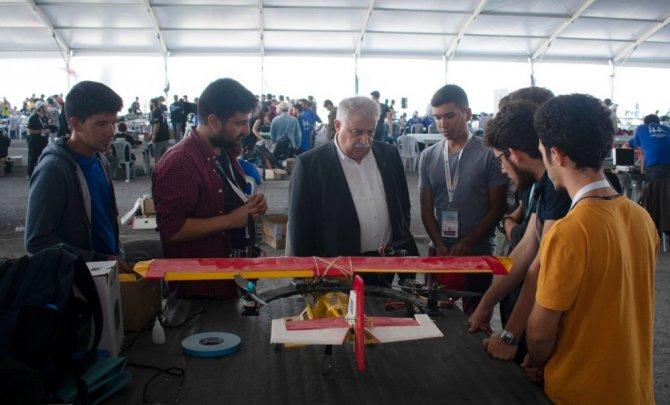NEÜ Havacılık ve Uzay Bilimleri Fakültesi öğrencilerinden önemli başarı