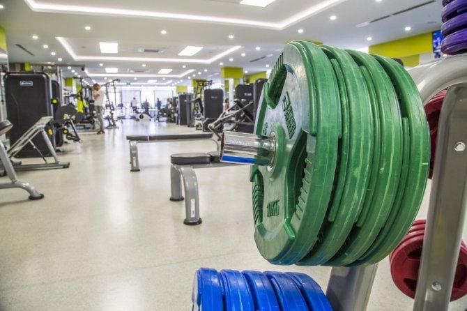 """Başkan Toru: """"Sağlık ve mutluluk için spor olmazsa olmazımızdır"""""""