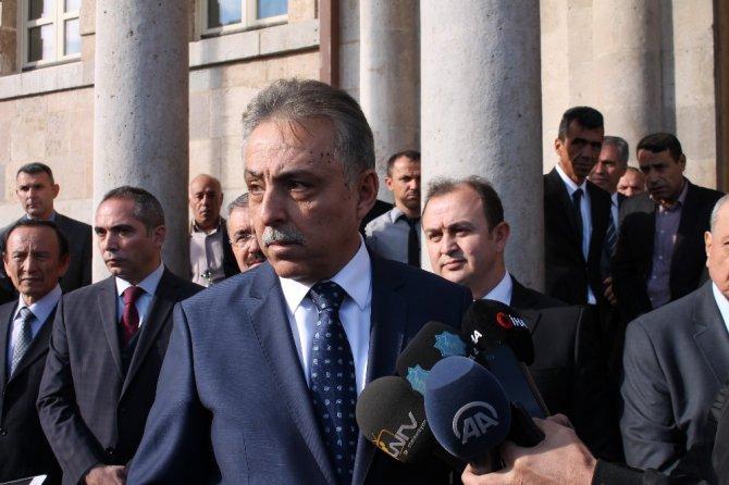 Konya Valisi Toprak göreve başladı