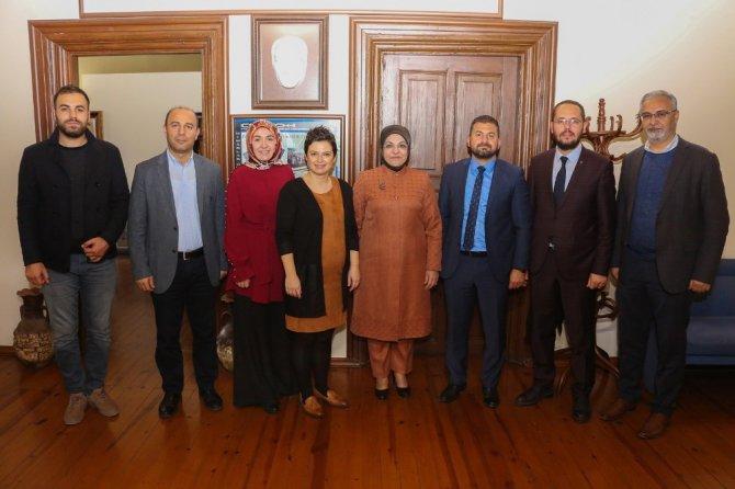 Başkan Fatma Toru, oda ve sendikaları ziyaret etti