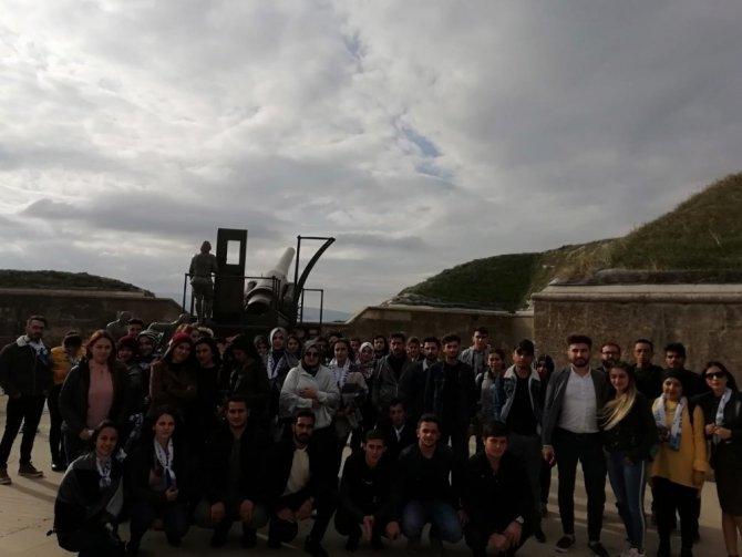 Beyşehir Belediyesinden üniversite öğrencilerine Çanakkale gezisi