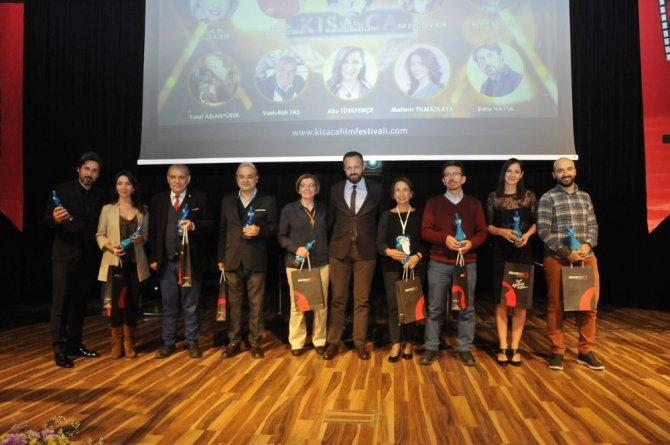 Kısa-Ca Öğrenci Filmleri Festivali ödülleri sahiplerini buldu
